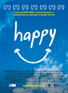 "Poster for the movie ""Happy"""