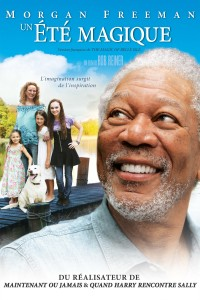 """Poster for the movie """"Un Eté Magique"""""""