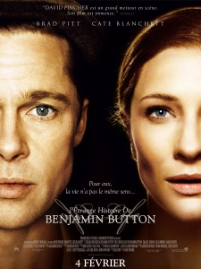 "Poster for the movie ""L'étrange histoire de Benjamin Button"""