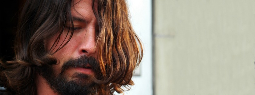Dave Grohl © Paul Flynn − http://www.flickr.com/people/83847230@N00