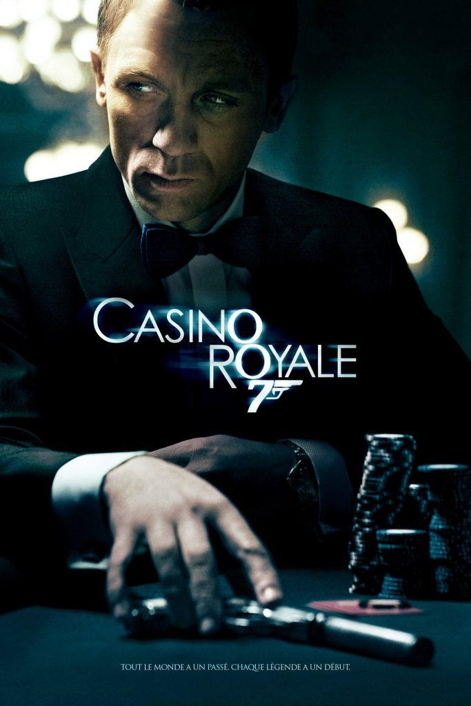 """Affiche du film """"Casino Royale"""""""