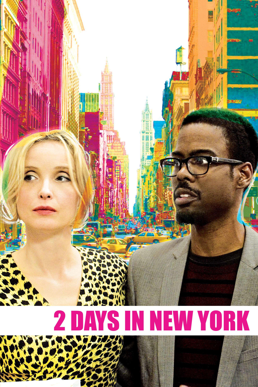 """Affiche du film """"2 Days in New York"""""""