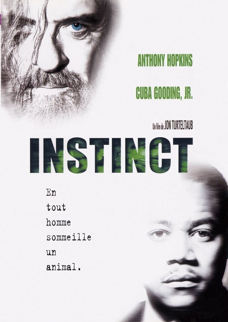 """Affiche du film """"Instinct"""""""
