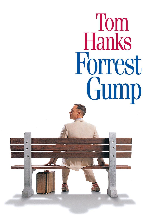 """Affiche du film """"Forrest Gump"""""""
