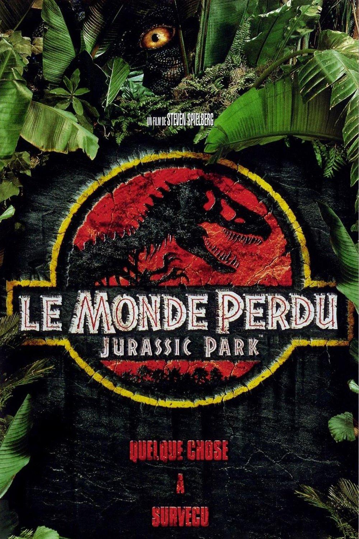 """Affiche du film """"Le monde perdu : Jurassic Park"""""""