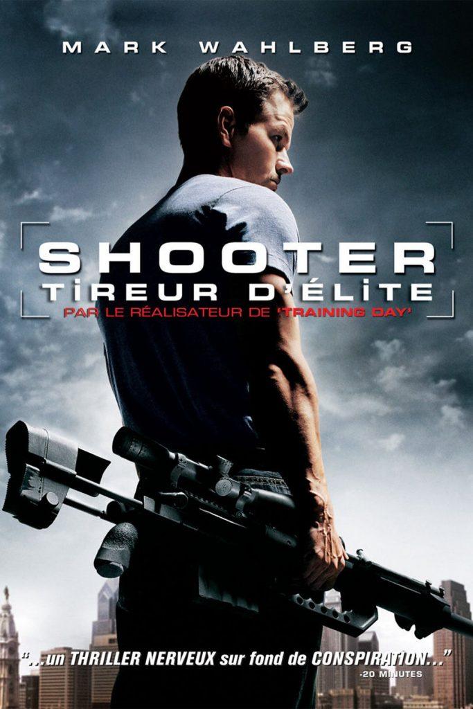 """Affiche du film """"Shooter - Tireur d'élite"""""""