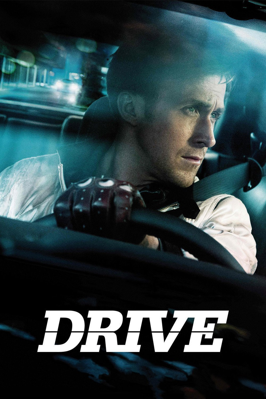 "Affiche du film ""Drive"""