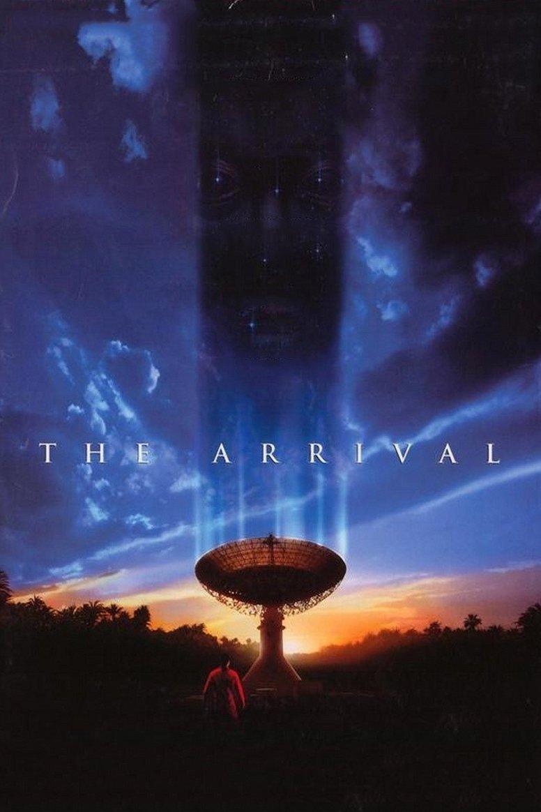 """Affiche du film """"The Arrival"""""""