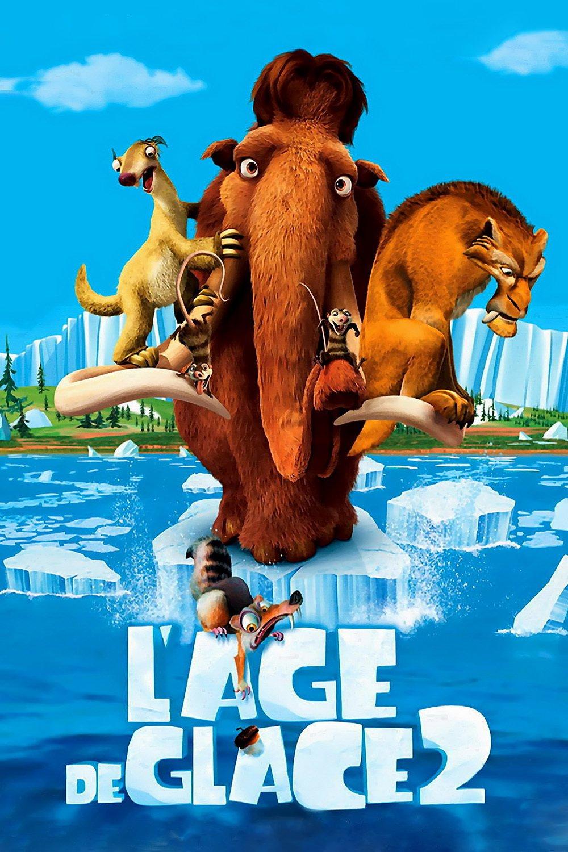 """Affiche du film """"L'Âge de glace 2"""""""