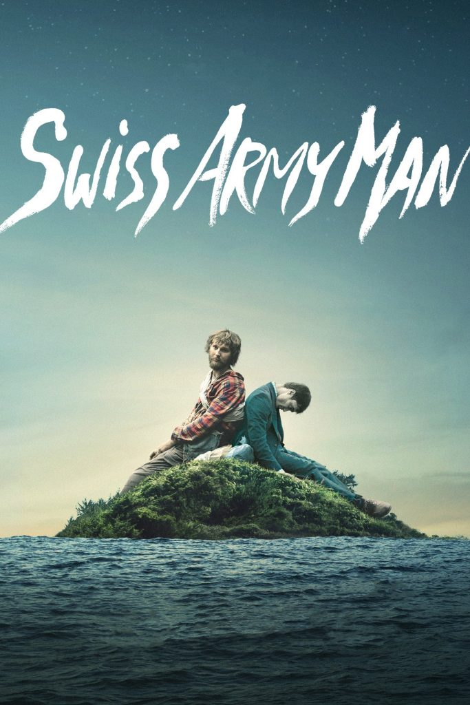 """Affiche du film """"Swiss Army Man"""""""