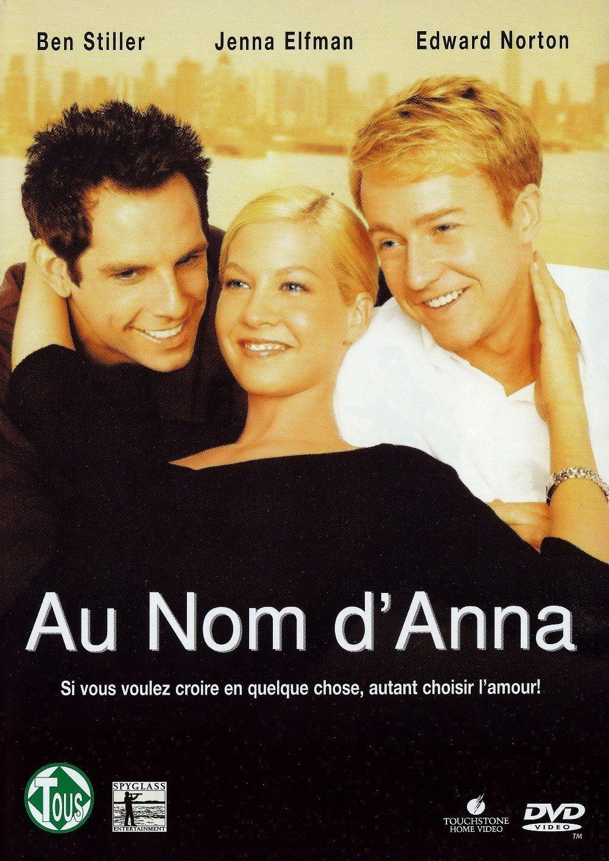 """Affiche du film """"Au nom d'Anna"""""""