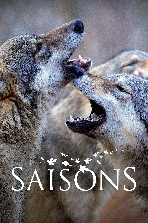 """Affiche du film """"Les saisons"""""""