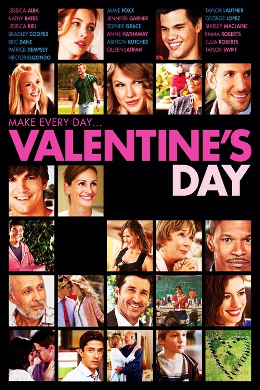 """Affiche du film """"Valentine's Day"""""""