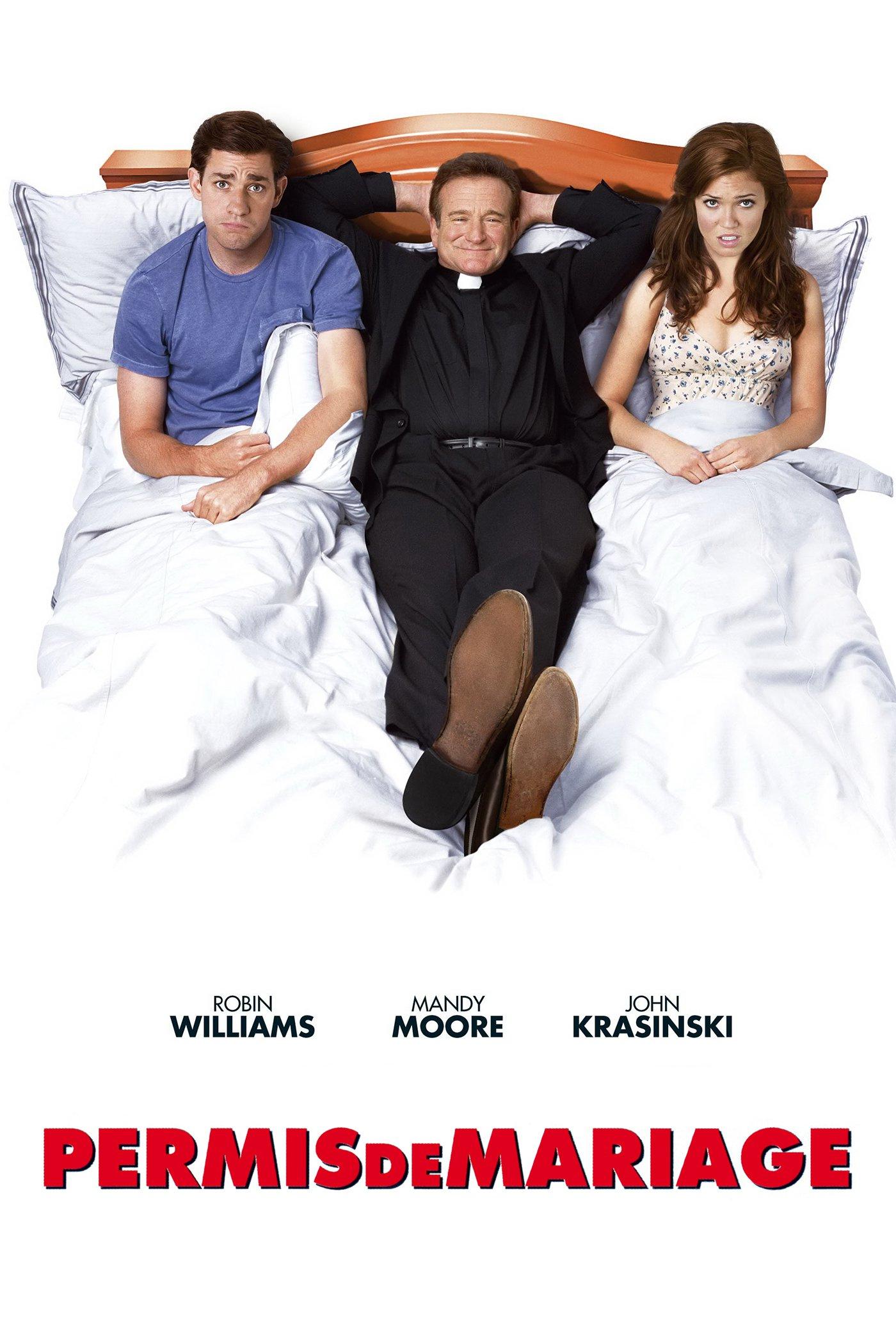 """Affiche du film """"Permis de mariage"""""""