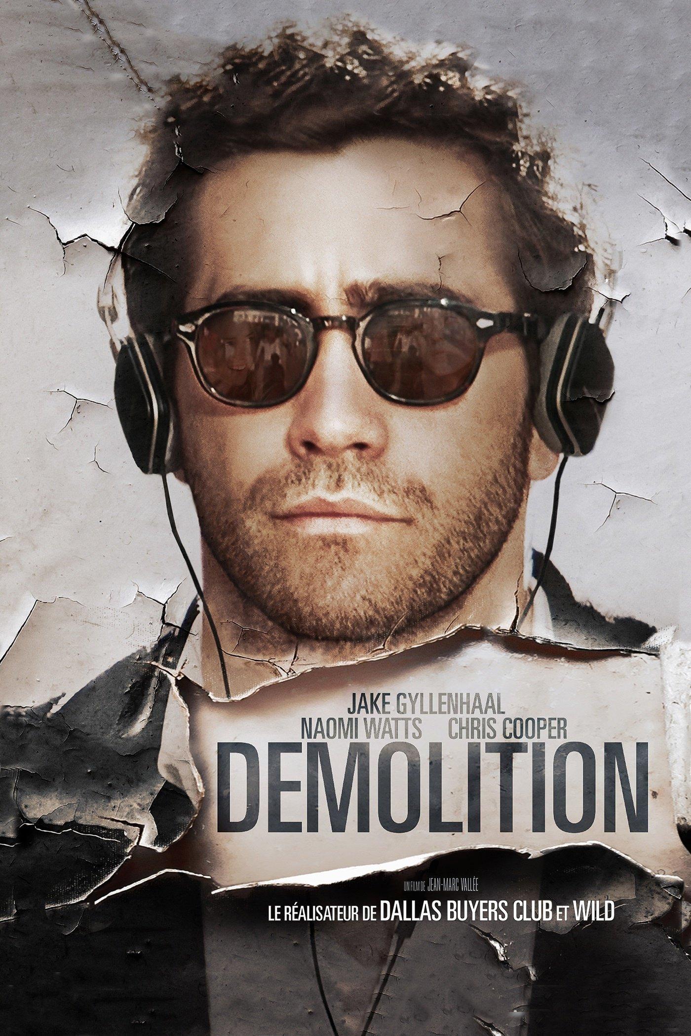 """Affiche du film """"Demolition"""""""