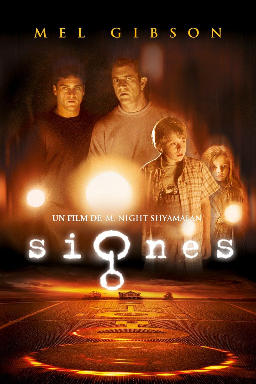 """Affiche du film """"Signes"""""""