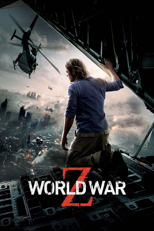 """Affiche du film """"World War Z"""""""