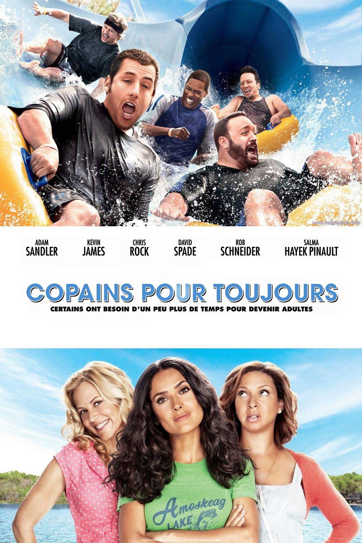 """Affiche du film """"Copains pour toujours"""""""