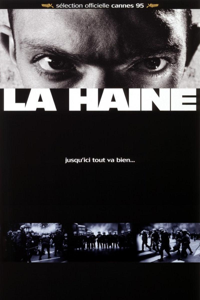 """Affiche du film """"La Haine"""""""