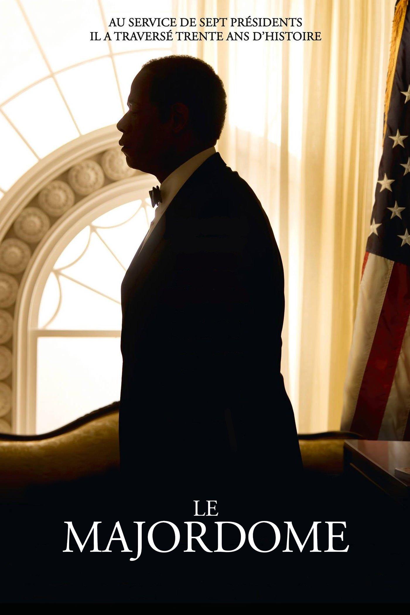 """Affiche du film """"Le Majordome"""""""