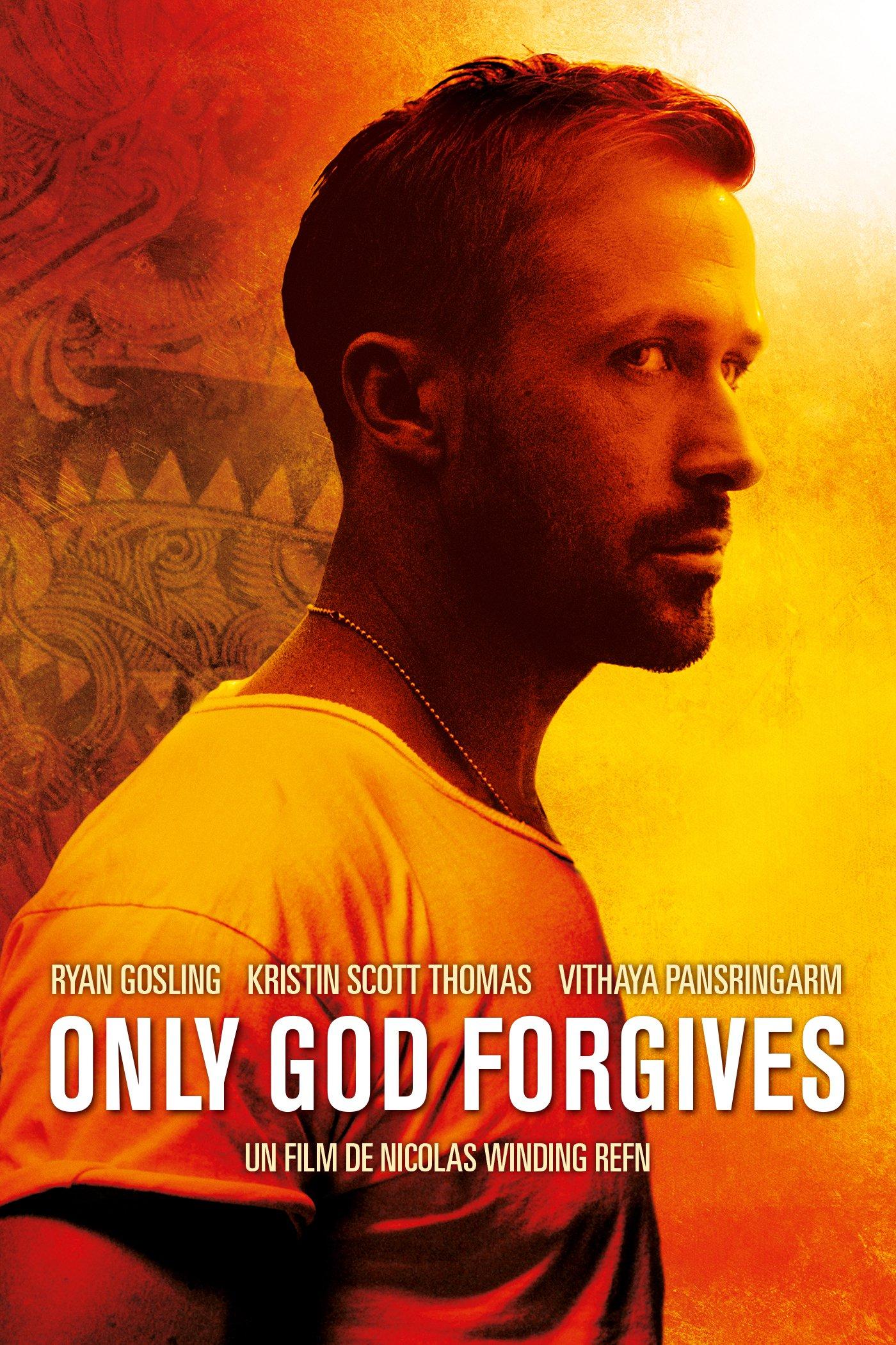 """Affiche du film """"Only God Forgives"""""""