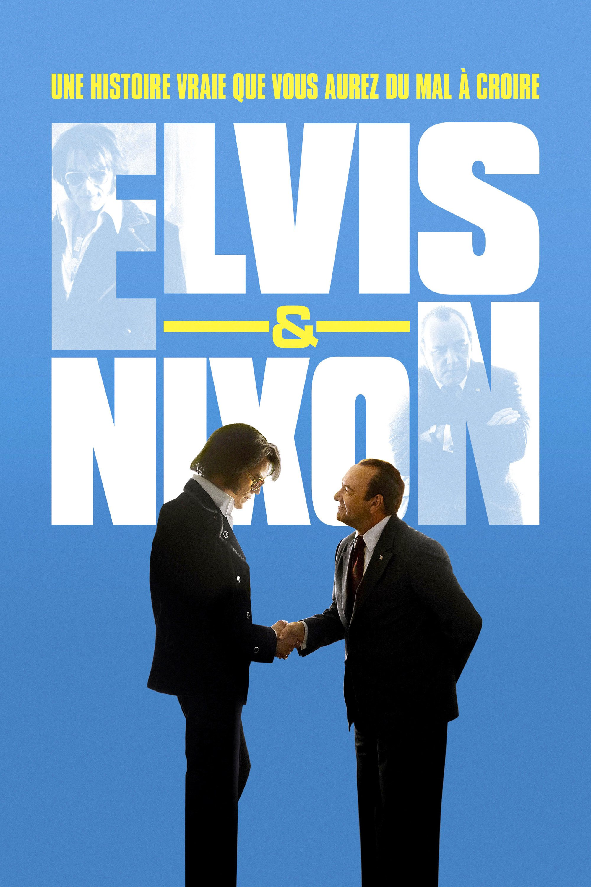 "Affiche du film ""Elvis and Nixon"""