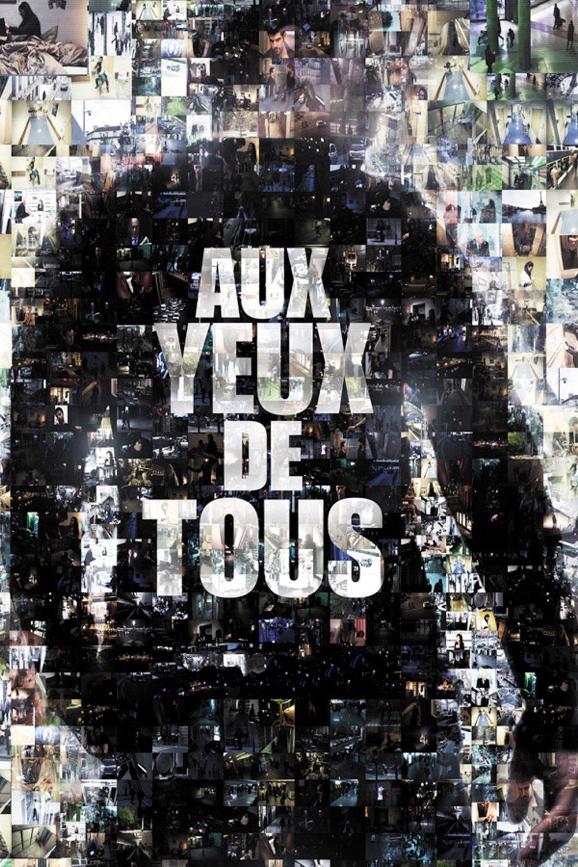 """Affiche du film """"Aux yeux de tous"""""""