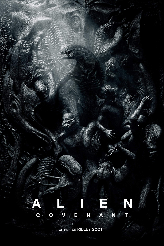 """Affiche du film """"Alien: Covenant"""""""