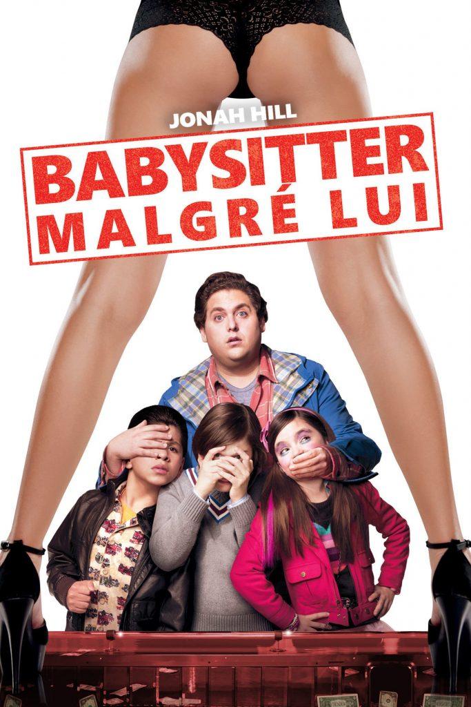 """Affiche du film """"Baby-sitter malgré lui"""""""