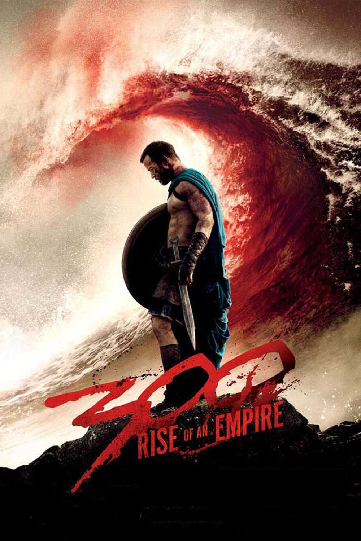 "Affiche du film ""300: Rise of an Empire"""