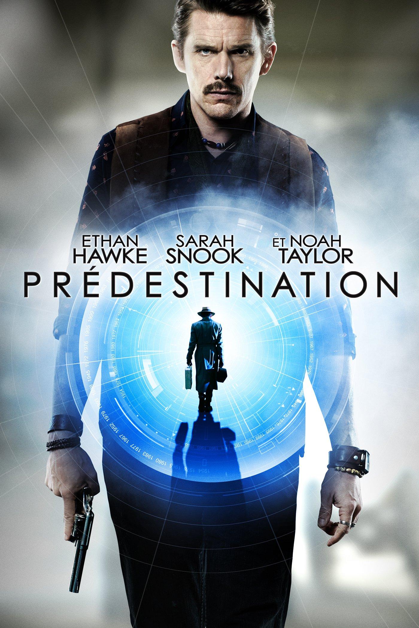 """Affiche du film """"Prédestination"""""""