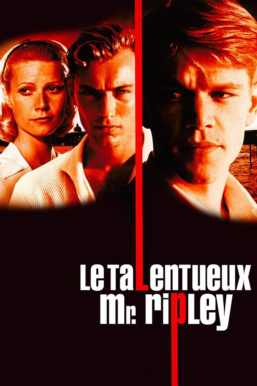"""Affiche du film """"Le talentueux Mr Ripley"""""""