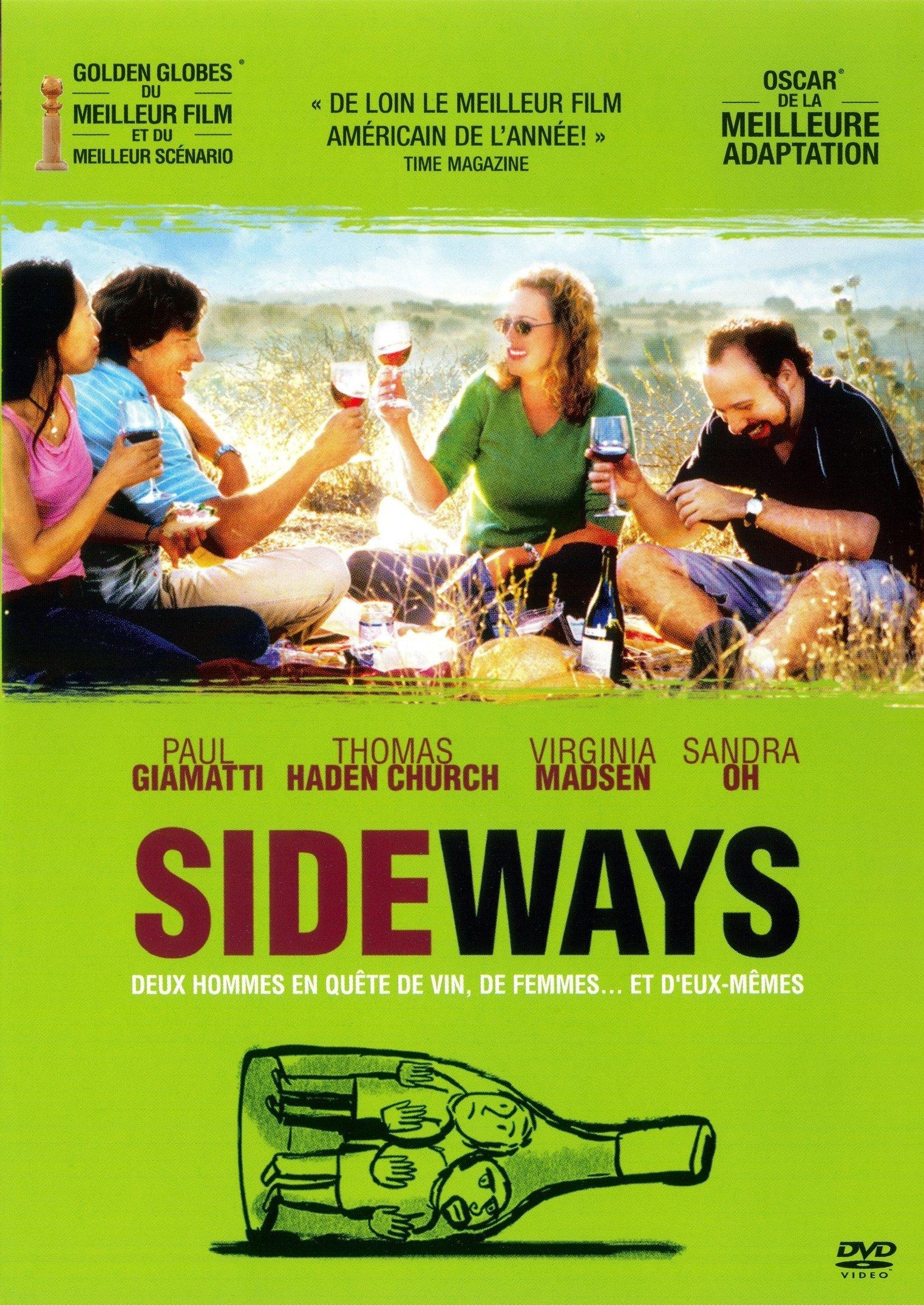 """Affiche du film """"Sideways"""""""