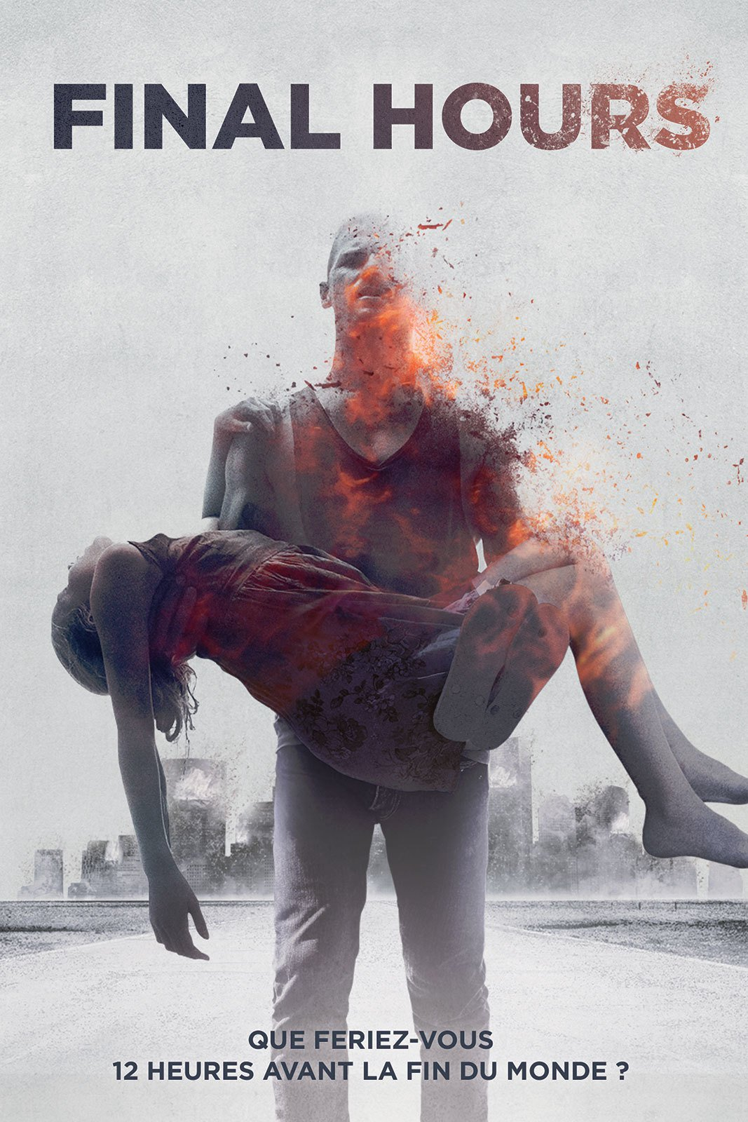 "Affiche du film ""Final Hours"""