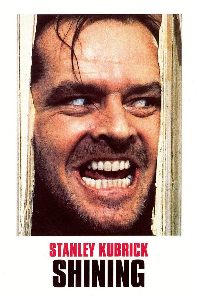 "Affiche du film ""Shining"""