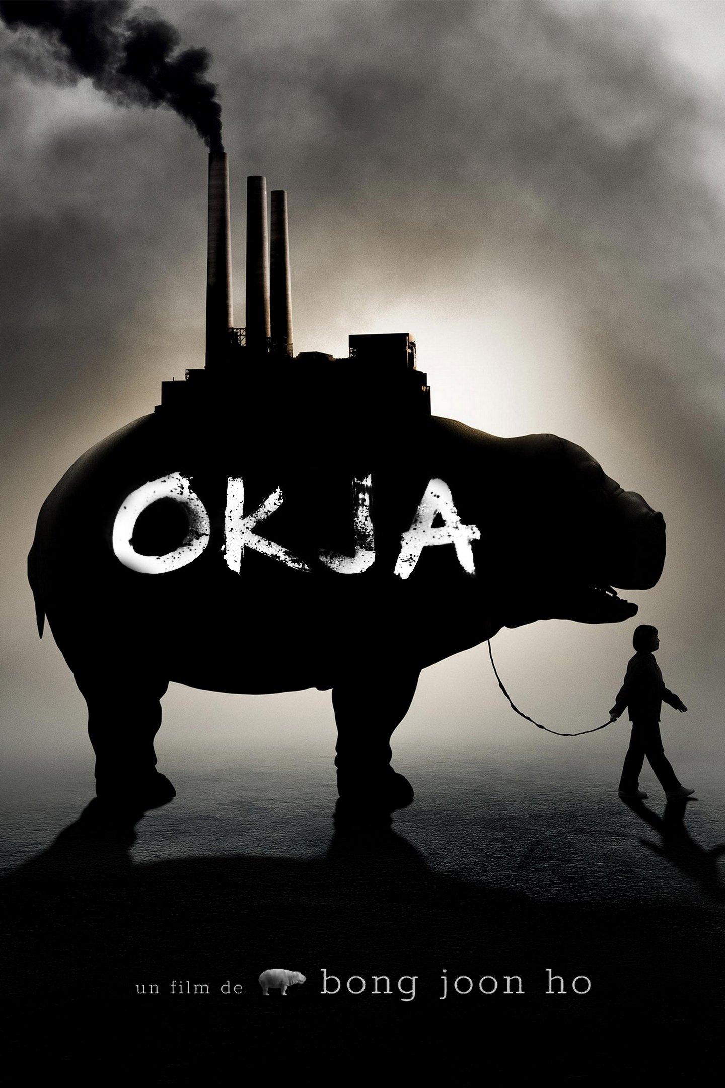 "Affiche du film ""Okja"""