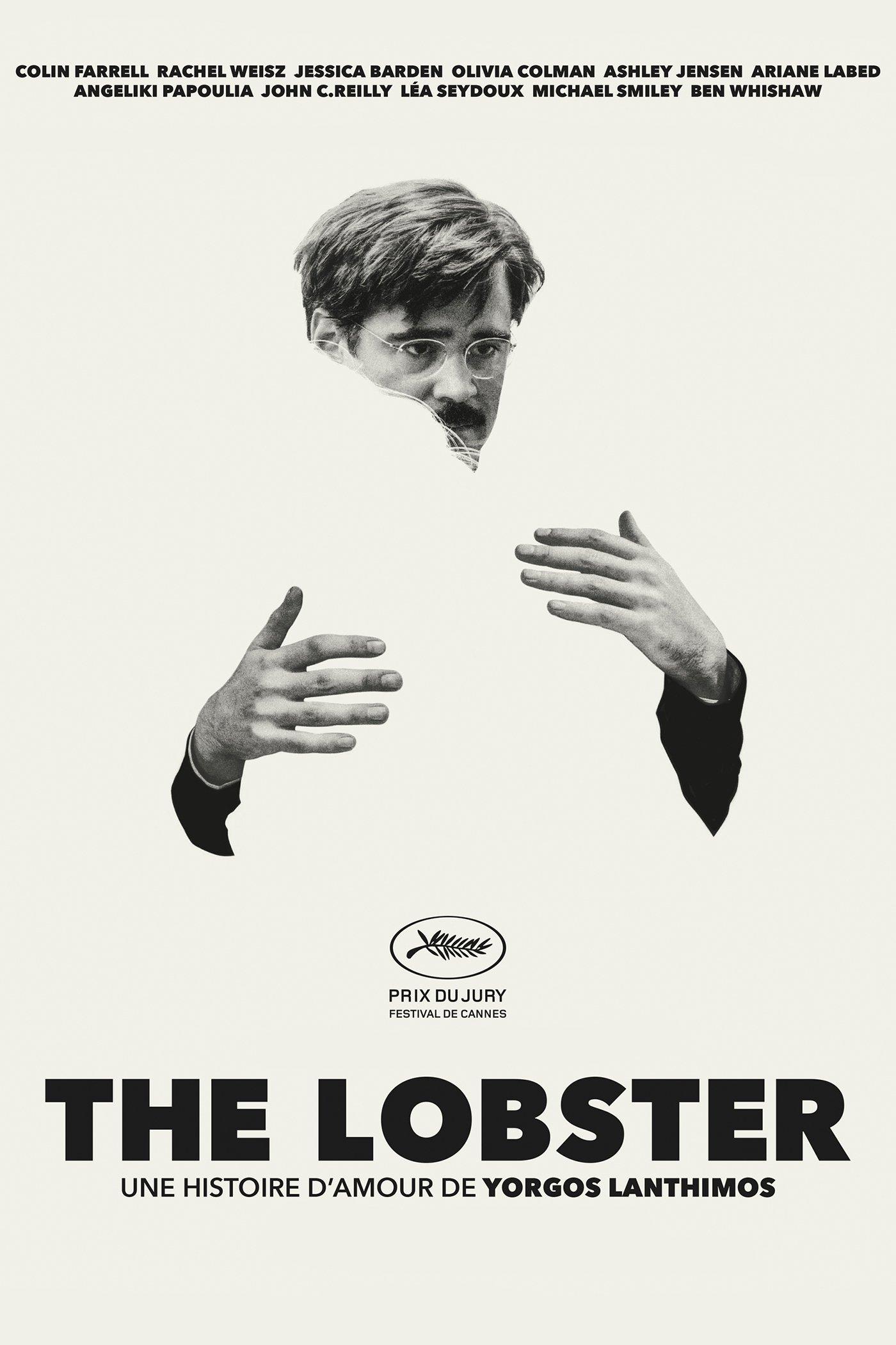 """Affiche du film """"The Lobster"""""""