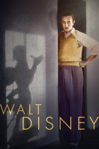 "Affiche du film ""Walt Disney"""