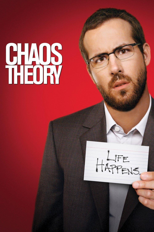 """Affiche du film """"La Théorie du Chaos"""""""