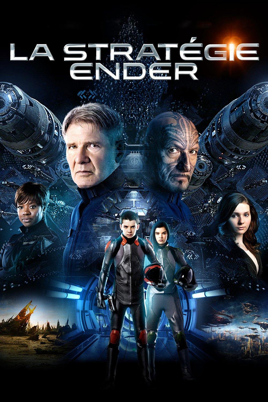 """Affiche du film """"La stratégie Ender"""""""