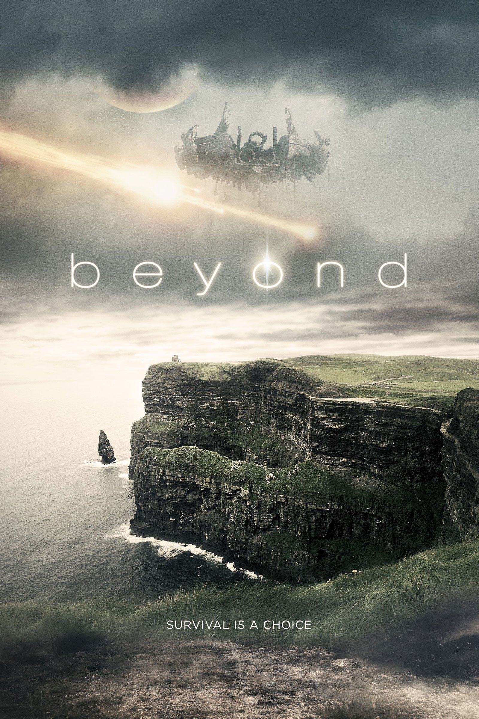 """Affiche du film """"Beyond"""""""
