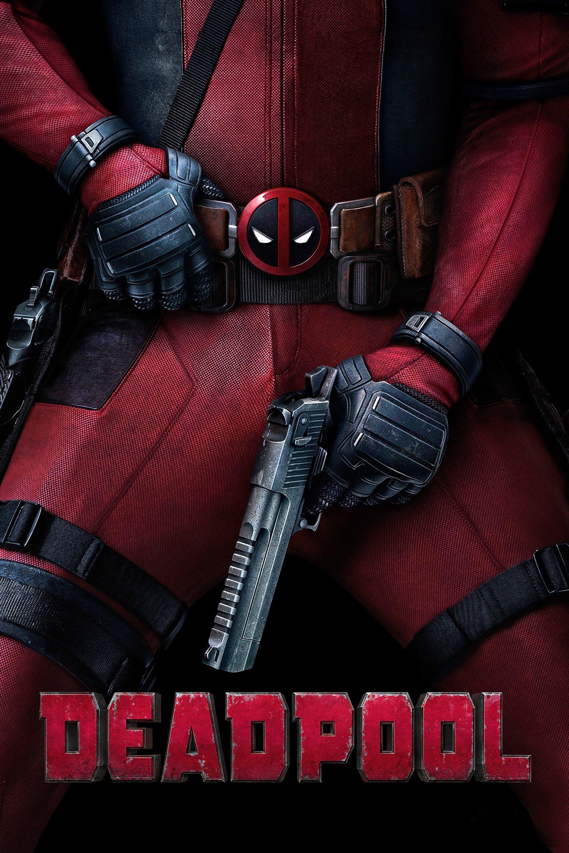 """Affiche du film """"Deadpool"""""""