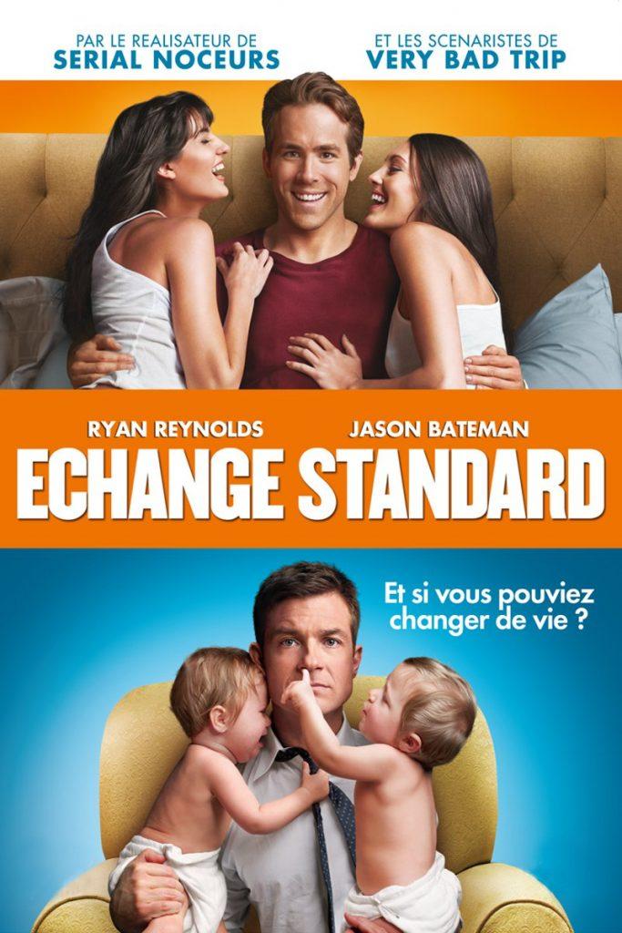 """Affiche du film """"Échange standard"""""""