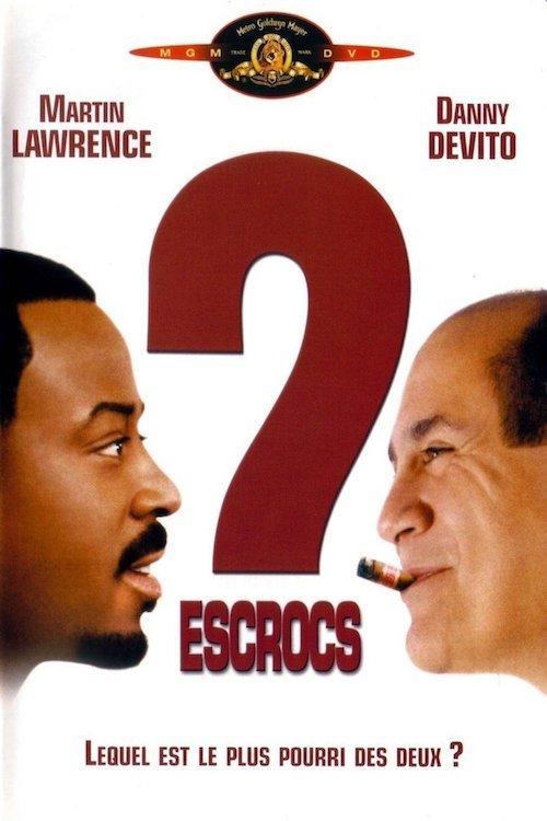 """Affiche du film """"Escrocs"""""""