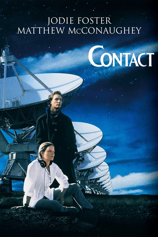 """Affiche du film """"Contact"""""""