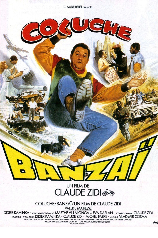 "Affiche du film ""Banzaï"""