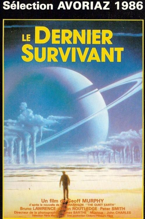 """Affiche du film """"Le dernier survivant"""""""