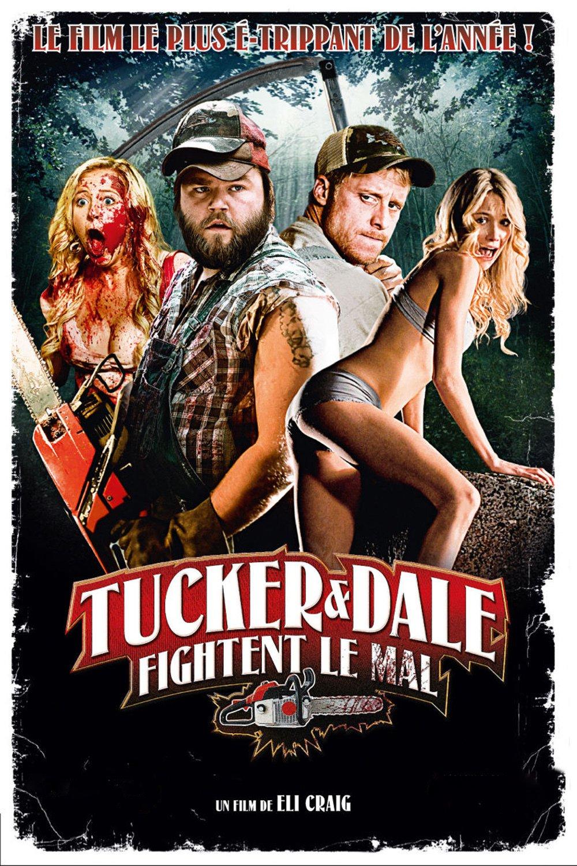 "Affiche du film ""Tucker & Dale fightent le mal"""