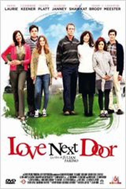 """Affiche du film """"Love Next Door"""""""