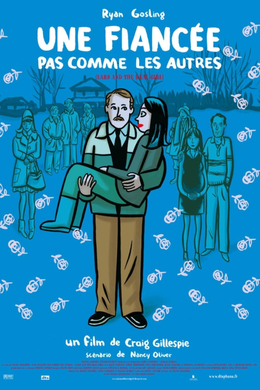 """Affiche du film """"Une fiancée pas comme les autres"""""""